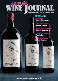 New wine journal - luglio 2010