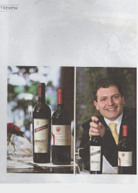 wine review Korea - january 2006